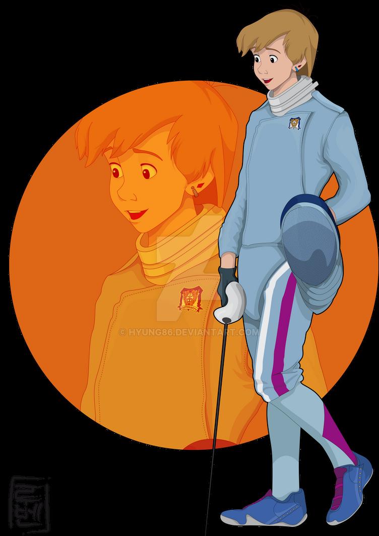 Disney University - Arthur by Hyung86