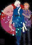 Disney University - Elsa and Anna