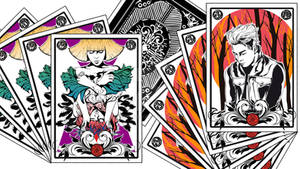 New Project (in process) - Kpop Deck of cards