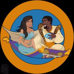 Kanye West and Kim Kardashian - Commission