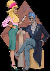 Disney University - Hades and Persephone
