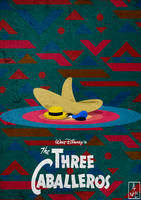 Disney Classics 7 The Three Caballeros by Hyung86