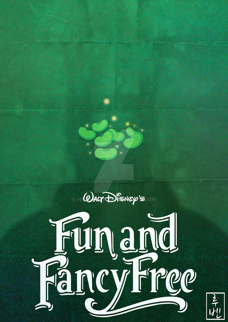 Disney classics 9 fun and fancy free by hyung86 on deviantart