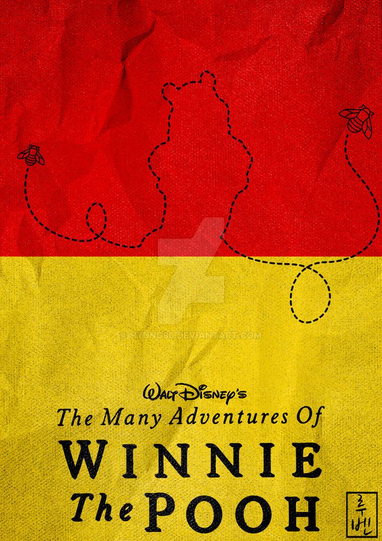 Disney Classics 22 Winnie The Pooh by Hyung86