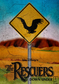 Disney Classics 29 The Rescuers Down Under