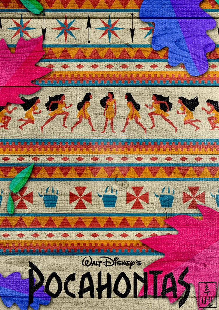 Disney Classics 33 Pocahontas by Hyung86