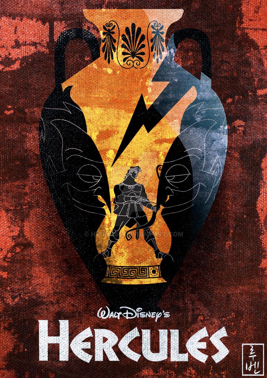 Disney classics 35 hercules by hyung86 on deviantart - Hercule walt disney ...