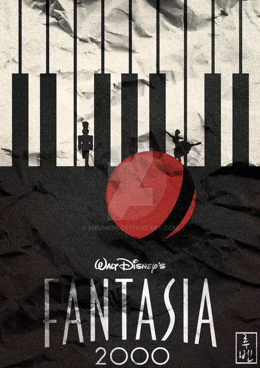 Poster design deviantart -  Disney Classics 38 Fantasia 2000 By Hyung86