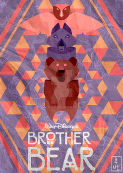 Disney Classics 44 Brother Bear