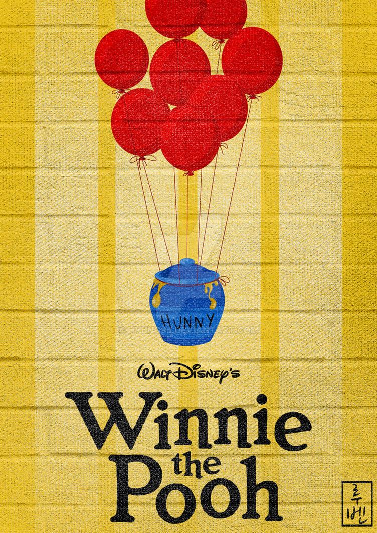 4978df9ff77e Disney Classics 51 Winnie The Pooh by Hyung86 on DeviantArt