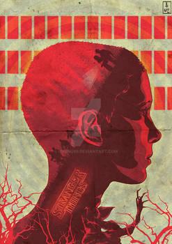 Movie/TV Poster - Stranger Things