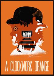 The Many Faces of Cinema: A Clockwork Orange
