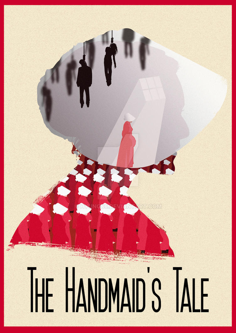 The Many Faces of TV: The Handmaids Tale by Hyung86