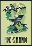The Many Faces of Cinema: Princess Mononoke
