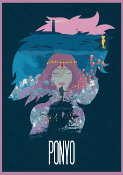 The Many Faces of Cinema: Ponyo