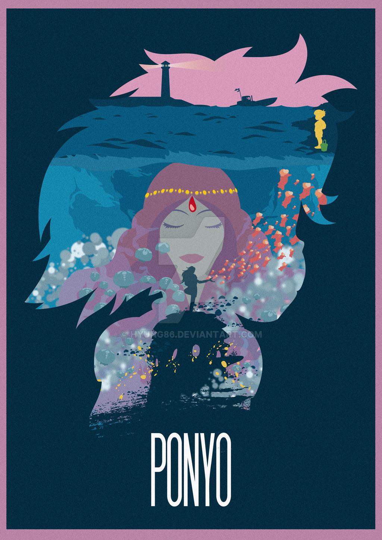 The Many Faces of Cinema: Ponyo