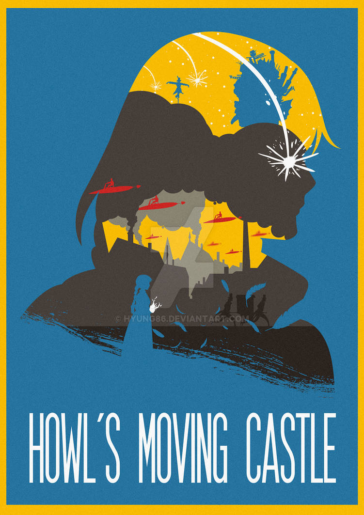 The Many Faces of Cinema: Howl's Moving Castle