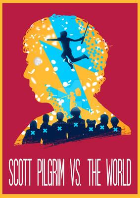 The Many Faces of Cinema:Scott Pilgrim vs TheWorld