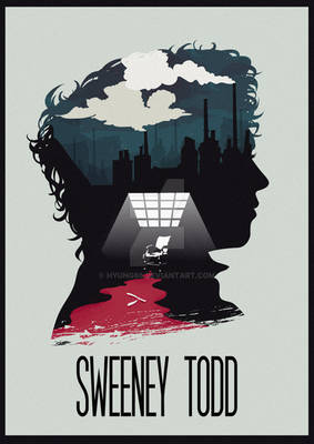 The Many Faces of Cinema: Sweeney Todd