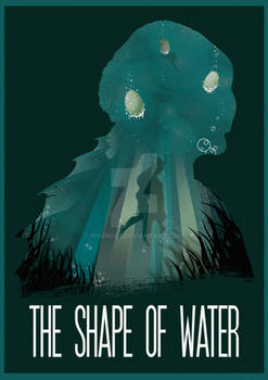 The Many Faces of Cinema: The Shape of Water