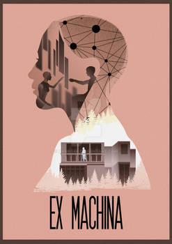 The Many Faces of Cinema: Ex Machina