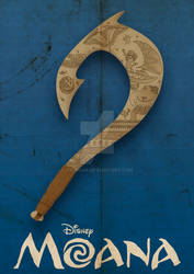 Disney Classics 56 Moana by Hyung86