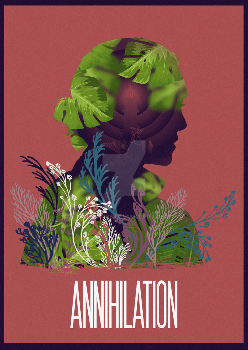 The Many Faces of Cinema: Annihilation by Hyung86