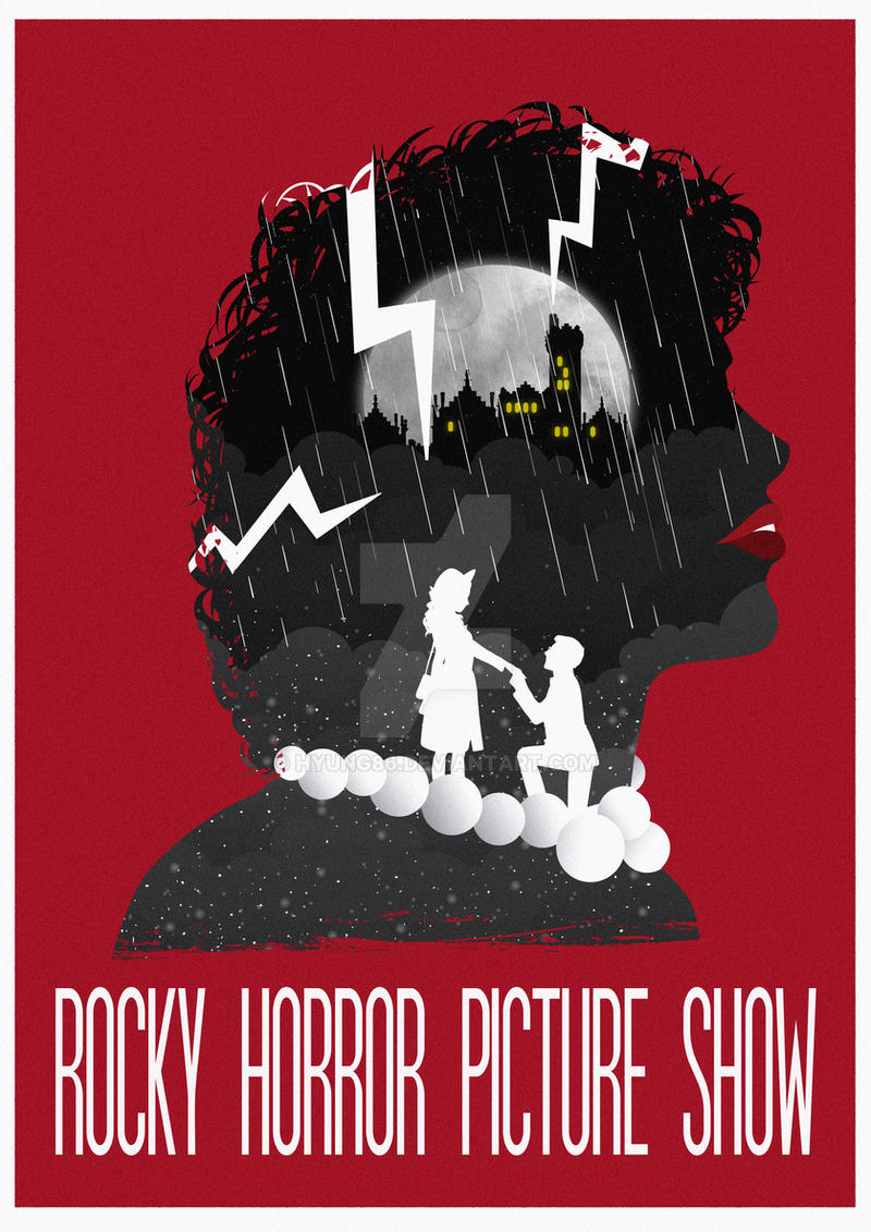 The Many Faces of Cinema:Rocky Horror Picture Show by Hyung86