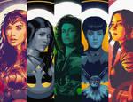 Cinema Heroines - ETSY UPDATE