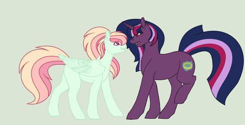Kaiiroseverse: You're a unicorn! by RoseLoverOfPastels