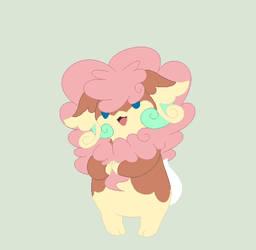 Pokemon Oc: Sweet Tart by RoseLoverOfPastels