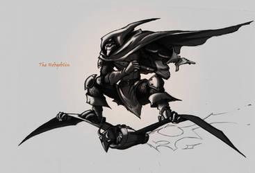 The Goblin by Aerorious