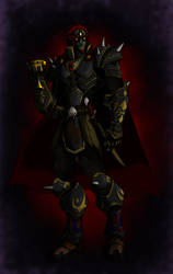 The Dark Lord... by Aerorious