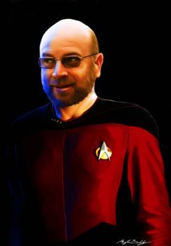 Star Trek Dad