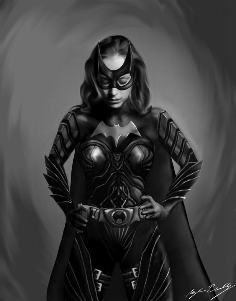 Future Batgirl by Malla13
