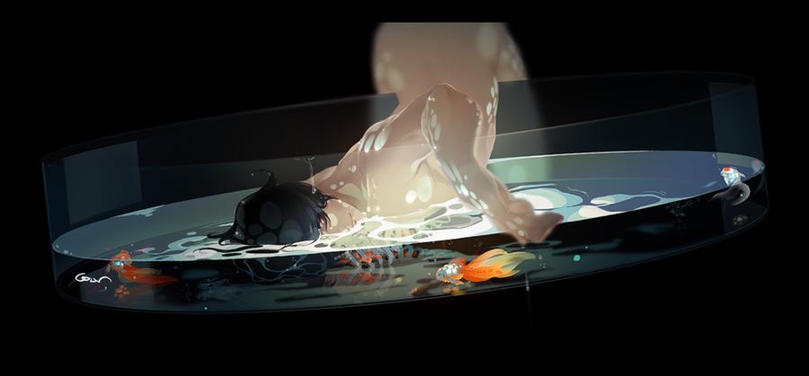 Petri dish by ColnChen