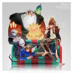 Merry Christmas for dear Guardians