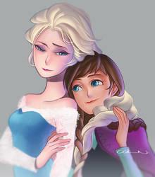 Frozen by ColnChen