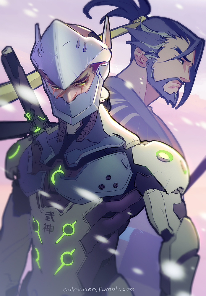 overwatch____brothers_by_colnchen-da3xn8