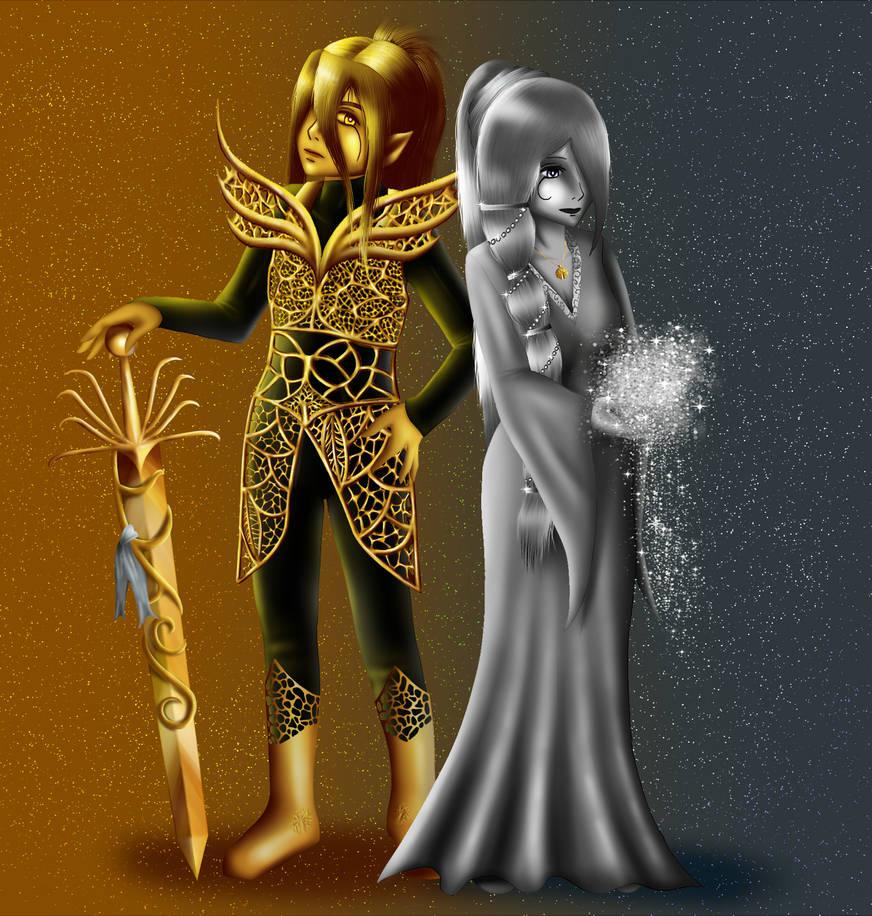 Royal mapepo Chrysos and Asimi