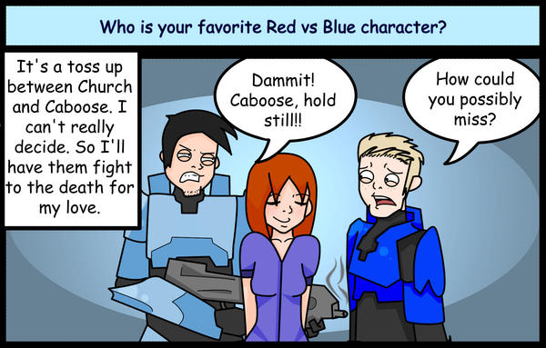 Rvb Caboose And Sheila 27114 | HDWEB