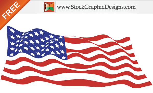 usa flags vector by stockgraphicdesigns on deviantart