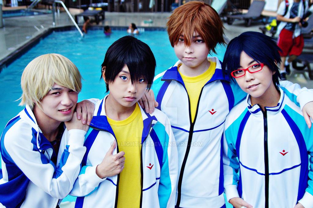 iwatobi swim club cosplay by alighting on deviantart