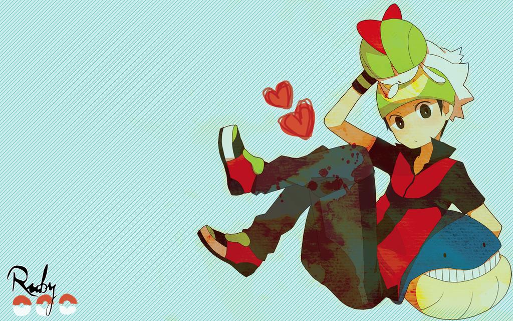 Ruby Wallpaper by BrokenHeart-Lima