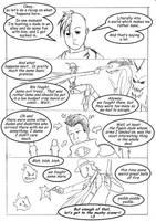 Secret Wars Chapter 9 pg 1 by ViktorMatiesen