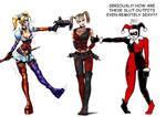 Harley Quinns Reaction