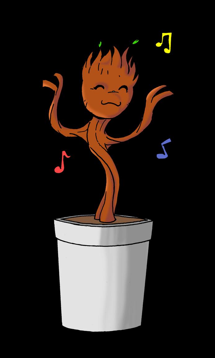 Do the Groot Dance! by ViktorMatiesen