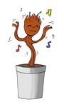 Do the Groot Dance!