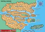 Tripfield Bridge City Map