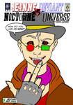 Jeanne Nocturne Deviant Universe Cover by ViktorMatiesen